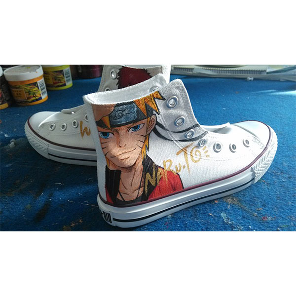 gaara shoes Naruto Gaara anime naruto shoes naruto custom naruto-3