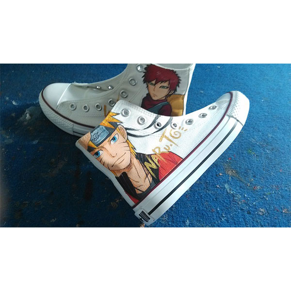 gaara shoes Naruto Gaara anime naruto shoes naruto custom naruto
