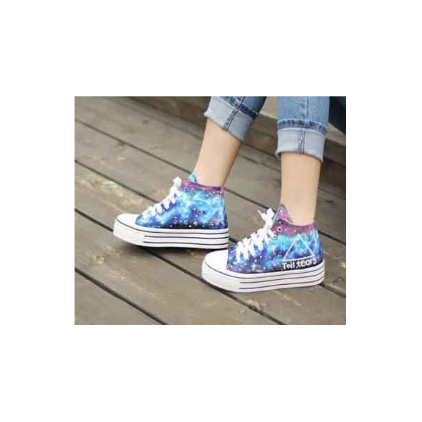 galaxy shoes for women