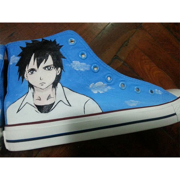 fairy tail high tops fairy tail shoes fairy tail anime hand pain-2