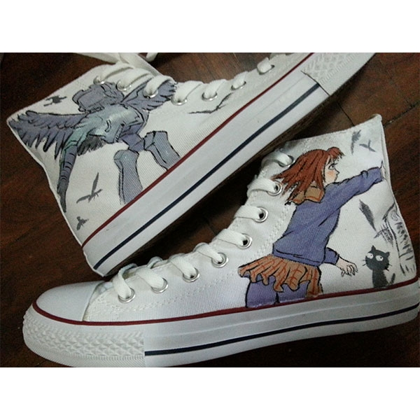 custom shoes from Canti - Fooly Cooly