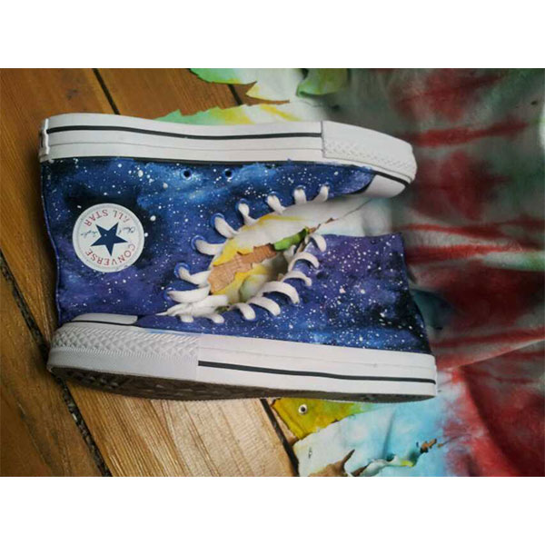 Galaxy Shoes for Men Women