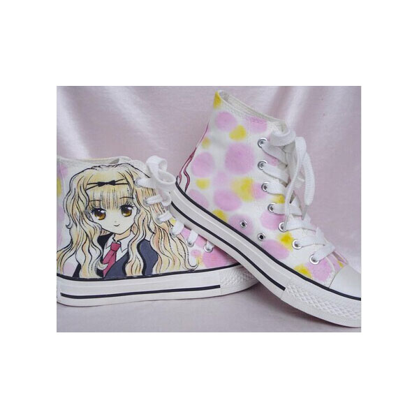 shugo chara anime shoes for women-2