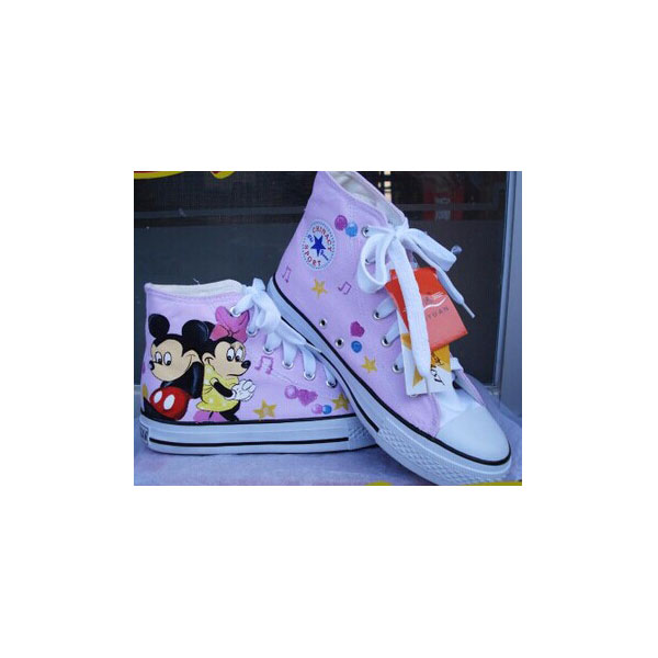 Mickey Mouse Shoes Custom for women men-1