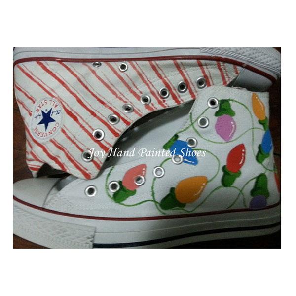 Custom Sneakers Custom Hand Painted Shoes for women/men-1
