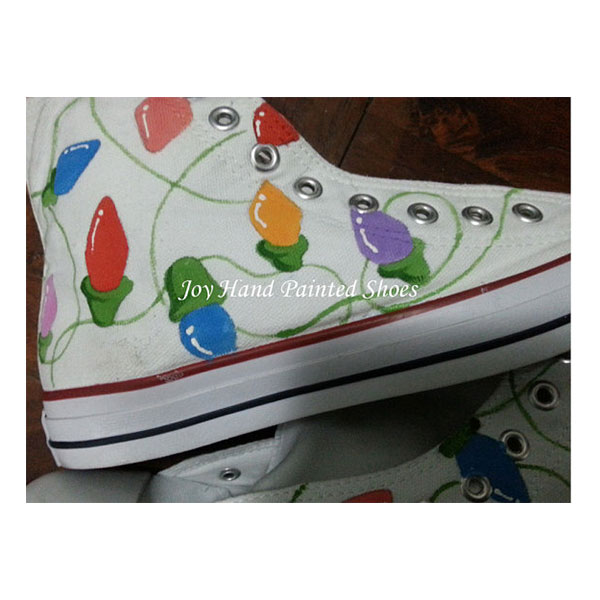 Custom Sneakers Custom Hand Painted Shoes for women/men-2
