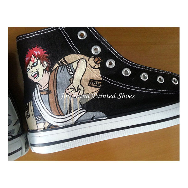 Gaara Shoes Kiba Anime Shoes Sneakers for women/men-3