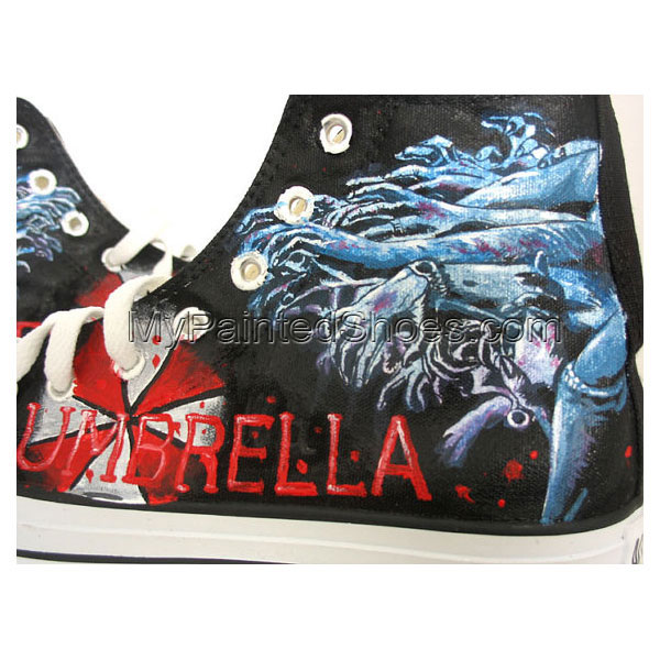Custom sneakers canvas shoes/hand painted shoes/man/woman Canvas-1