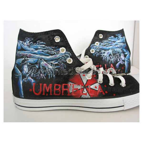 Custom sneakers canvas shoes/hand painted shoes/man/woman Canvas-2