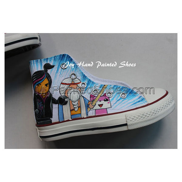 Lego City Chuck Taylor Shoes Best Presents for Sale Birthday Gif-1