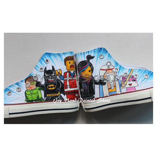 Lego City Chuck Taylor Shoes Best Presents for Sale Birthday Gif-3