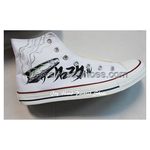 One Piece Chuck Taylor Shoes One Piece Crocodile Chuck Taylor-2