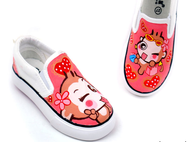 ART WORK Unique Design One Piece Converse Luffy Shoes,Hand Paint-2