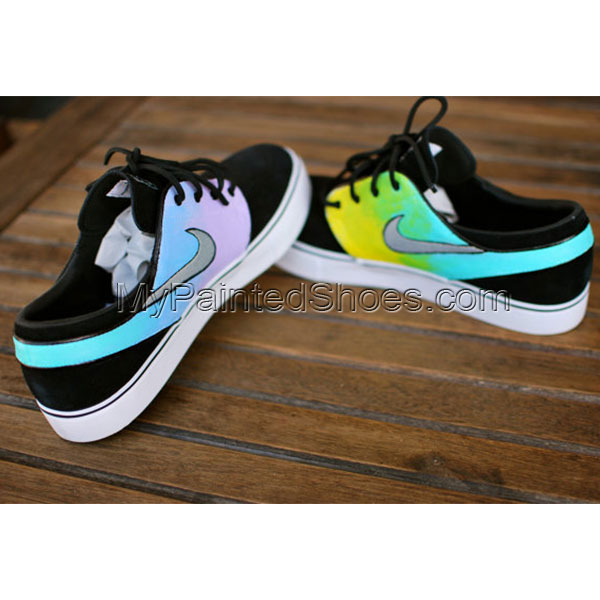 8aa402981cd8 ... Tie Dye Shoes Nike  Tie Dye Nike Zoom Stefan Janoski Sneakers Custom  Hand
