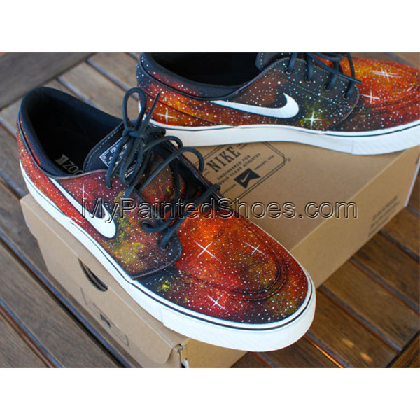 Nike Zoom Galaxy Skate Shoes-3