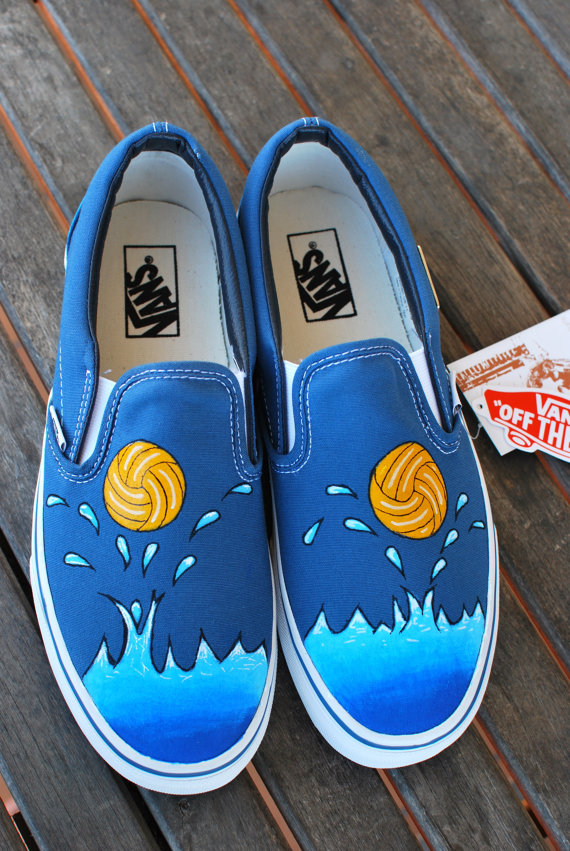 Water Polo Canvas Shoes-1