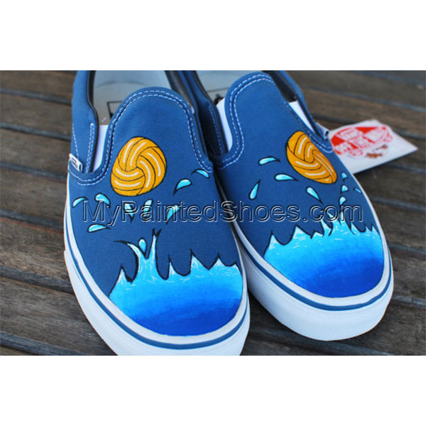 Water Polo Canvas Shoes-3
