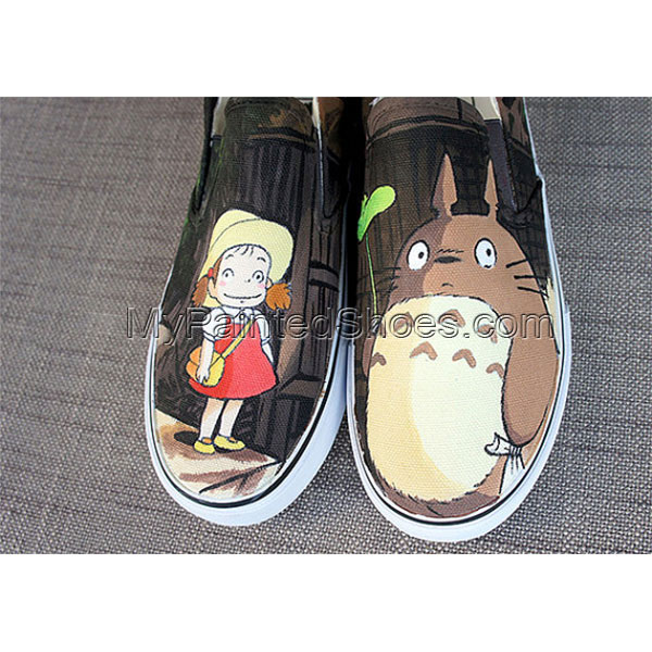 My Neighbor Totoro Slip-on Shoes