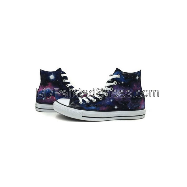 Galaxy Nebular Shoes All Star Chuck Taylor Unisex Converse Sneak