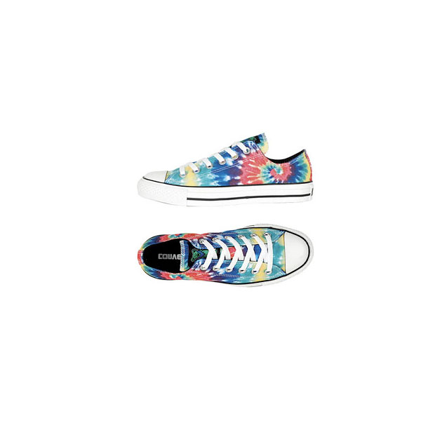 Tie Dye Converse Shoes
