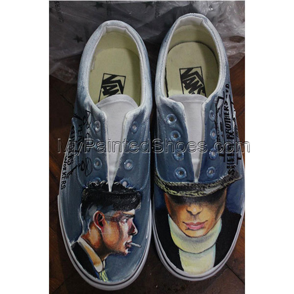 Vans Laces Custom Mens Womens Shoes Hand Painted Man Woman Vans