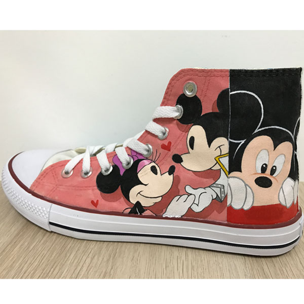 Disney Shoes Womens Disney Sneakers Disney Sneakers for Women-1